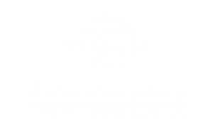First Piedmont Waste Solutions logo