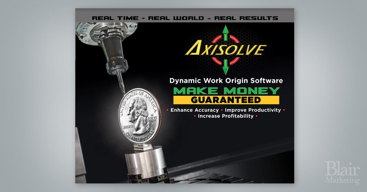 Axisolve Tradeshow Booth